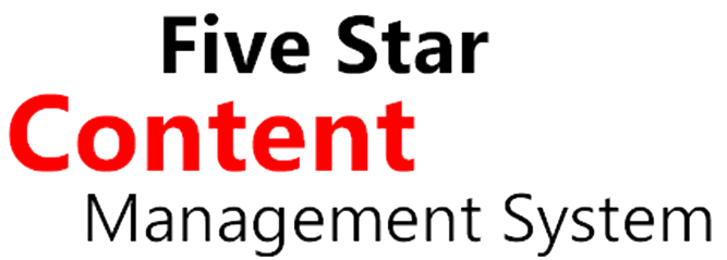 Five Star Content Management